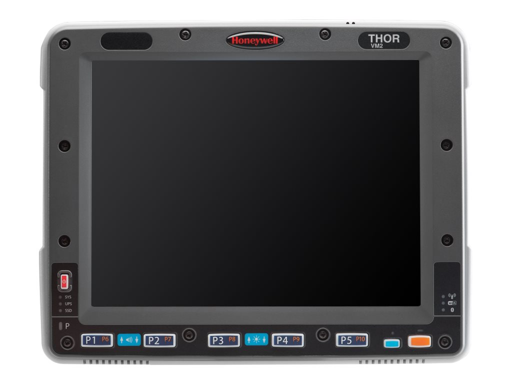Honeywell Thor VM2 - Computer für den Einbau in Fahrzeuge - Atom Z530 / 1.6 GHz - Win Embedded Standard 7 - 2 GB RAM - 16 GB SSD