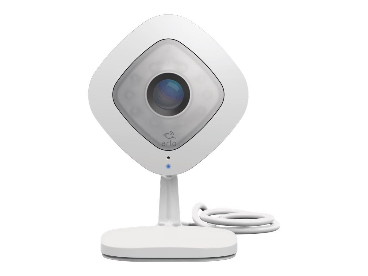 Arlo Q VMC3040 - Netzwerk-Überwachungskamera - Innenbereich - Farbe (Tag&Nacht) - 1080p - Audio