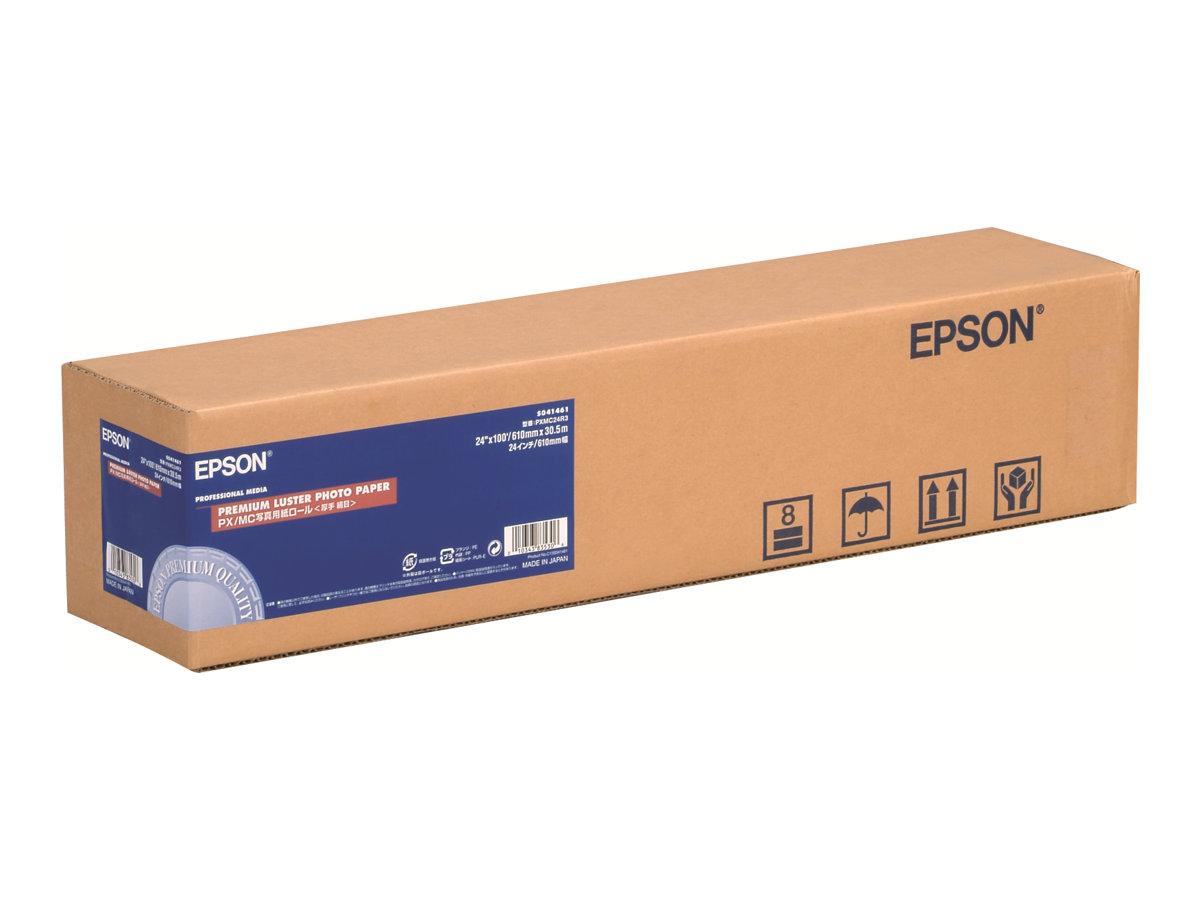 Epson Premium Luster - Glänzend - A4 (210 x 297 mm) 250 Blatt Fotopapier - für SureColor SC-P700, P7500, P900, P9500, T2100, T31