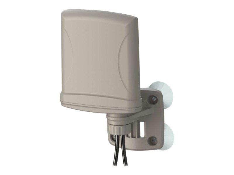 Upgrade Solutions USL-1007312 / xpol - Antenne - Mobiltelefon - 2.5 dBi - aussen, Wandmontage möglich, Stangenbefestigung, innen