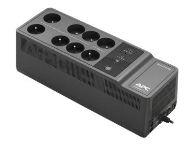 APC Back-UPS BE850G2-CP - USV - Wechselstrom 220-240 V - 400 Watt - 850 VA - Ausgangsanschlüsse: 8