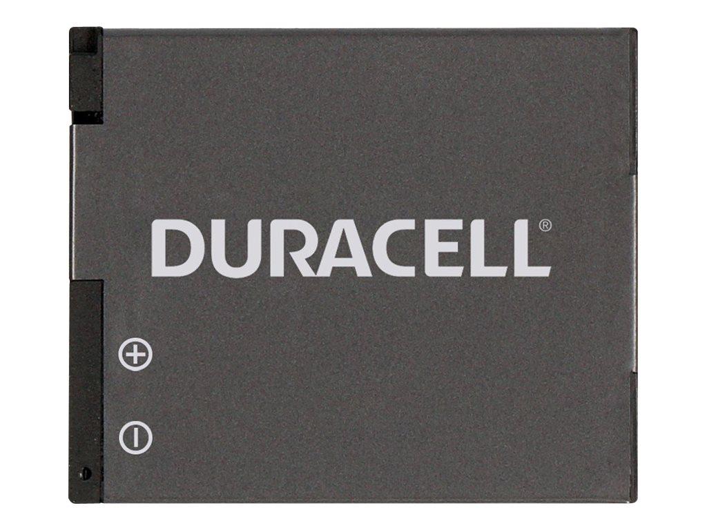 Duracell - Batterie - Li-Ion - 600 mAh - für Panasonic Lumix DMC-F5, FH10, FH12, FS50, SZ10, SZ3, SZ3K, SZ8, SZ9, XS1, XS3