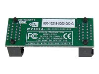 HP - SLI-Bridge für Grafikkarten - für Workstation xw9300