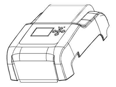 Datamax-O'Neil - Obere Abdeckung