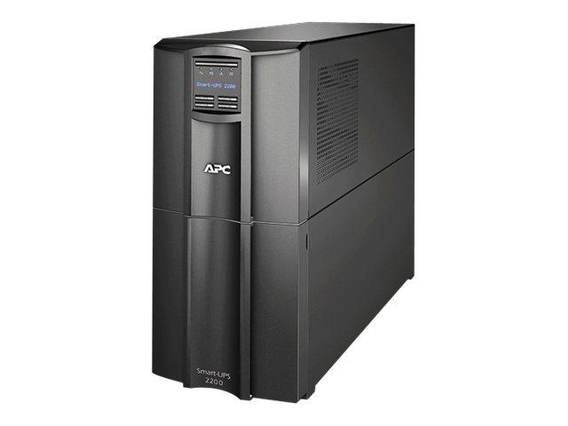 APC Smart-UPS 2200 LCD - USV - Wechselstrom 230 V - 1.98 kW - 2200 VA - RS-232, USB