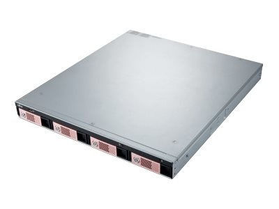 Fujitsu CELVIN NAS Server QR806 - NAS-Server - 4 Schächte - Rack - einbaufähig - SATA 6Gb/s