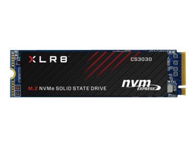 PNY CS3030 - Solid-State-Disk - 500 GB - intern - M.2 2280 - PCI Express