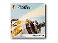 Autodesk Fusion 360 - Subscription Renewal (3 Jahre) - 1 Benutzer - gehostet - kommerziell - Single-user
