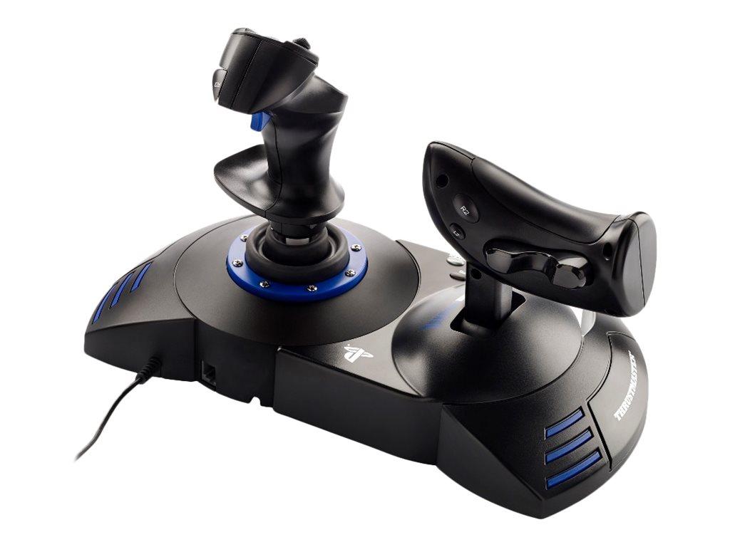 Thrustmaster T-Flight Hotas 4 - Ace Combat 7 Limited Edition - Joystick - kabelgebunden - für PC, Sony PlayStation 4