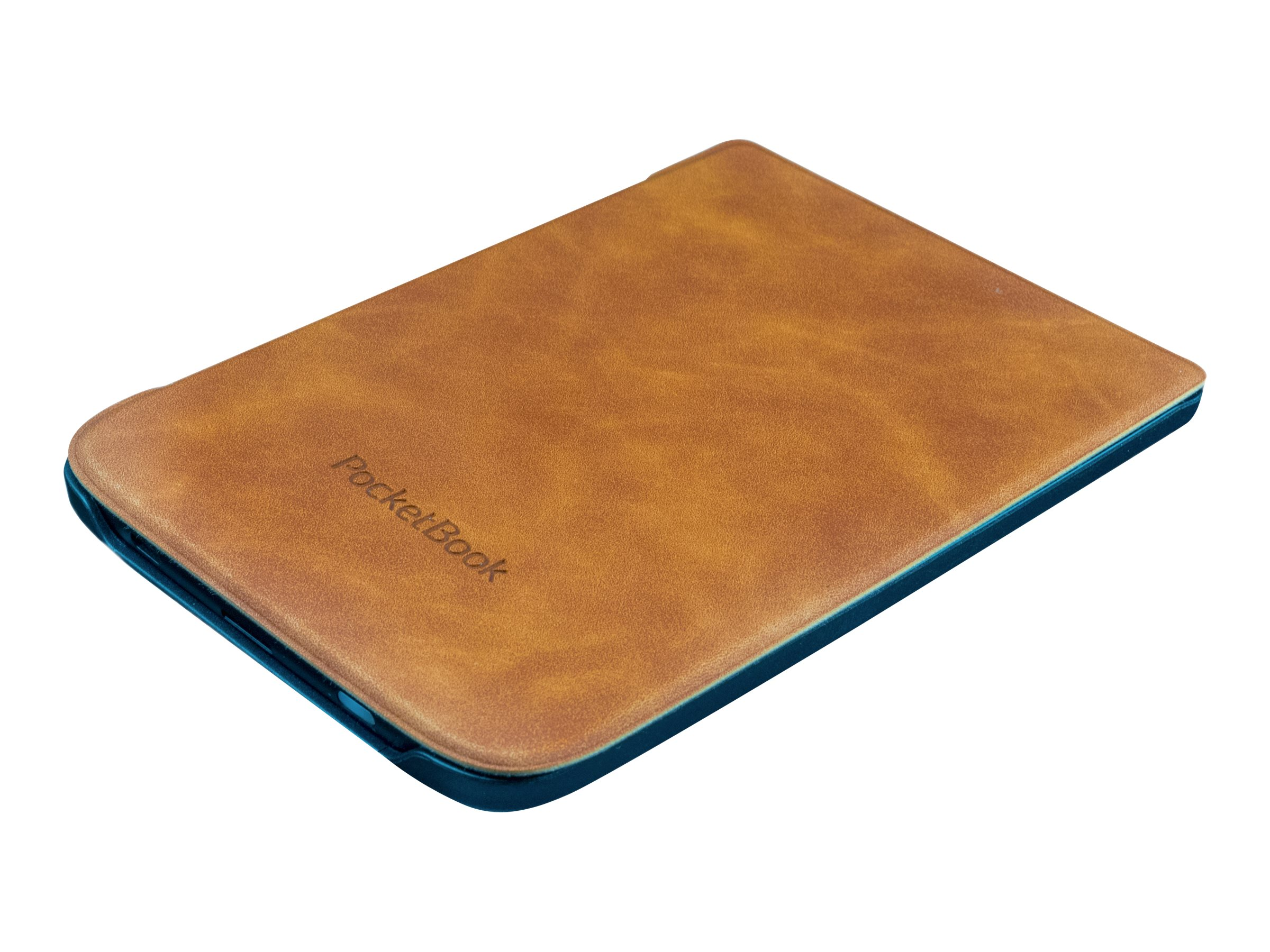 PocketBook Shell series - Flip-Hülle für eBook-Reader - Kunststoff, Polyurethan, Microfiber - für PocketBook Basic Lux 2, Touch