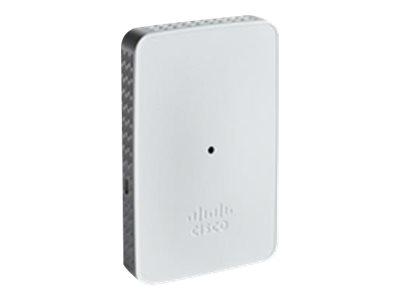 Cisco Business 143ACM Mesh Extender - Wi-Fi-Range-Extender - 802.11ac Wave 2 - Wi-Fi - Dualband - Gleichstrom