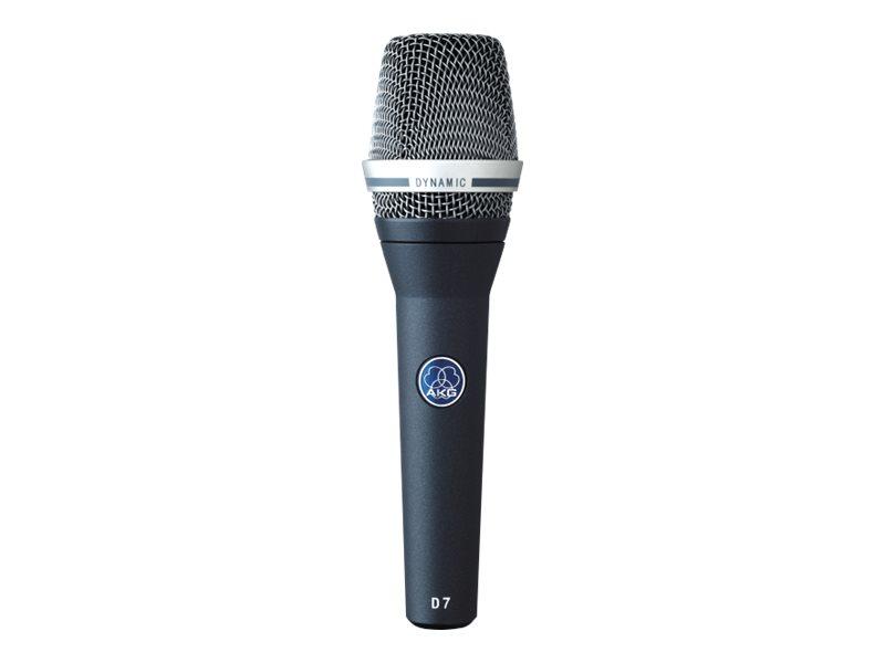 AKG D7 S - Mikrofon - Dark Stage Blue
