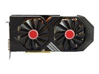 XFX Radeon RX 590 - Grafikkarten - Radeon RX 590 - 8 GB GDDR5 - PCIe 3.0 - DVI, HDMI, 3 x DisplayPort
