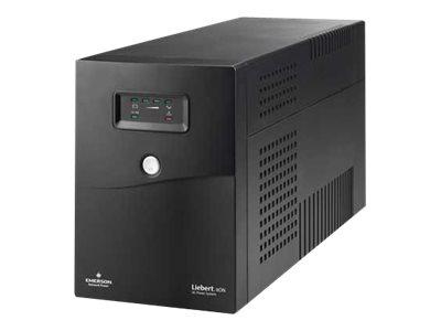 Liebert itON LI32141CT20 - USV - 900 Watt - 1500 VA - Ausgangsanschlüsse: 6
