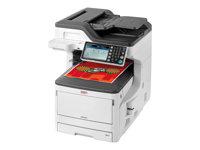OKI MC853DN - Multifunktionsdrucker - Farbe - LED - 297 x 431.8 mm (Original) - A3 (Medien)