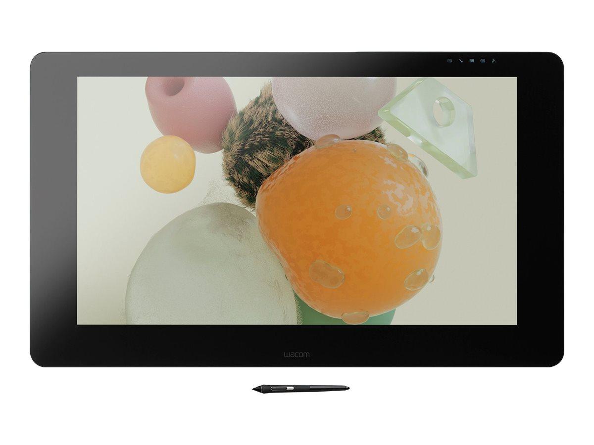 Wacom Cintiq Pro DTH-3220 - Digitalisierer mit LCD Anzeige - 69.7 x 39.2 cm - Multi-Touch - elektromagnetisch - kabelgebunden