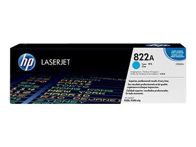 HP 822A - Cyan - Original - Trommel-Kit - für Color LaserJet 9500gp, 9500hdn, 9500mfp, 9500n