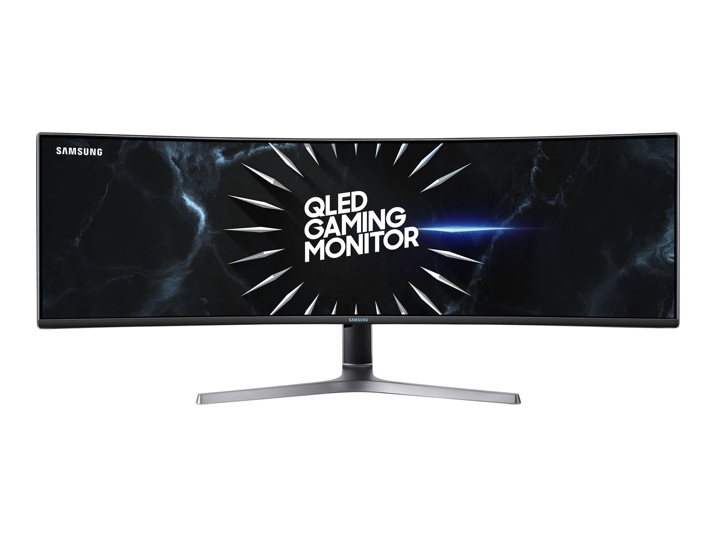 Samsung C49RG94SSU - CRG9 Series - QLED monitor - gebogen - 124.2 cm (49