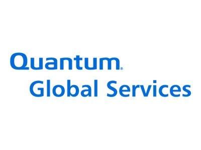 Quantum StorageCare Bronze Support Plan Zone 1 - Serviceerweiterung - Arbeit (für Bandarchiv mit bis zu 6 Laufwerken) - 1 Jahr -