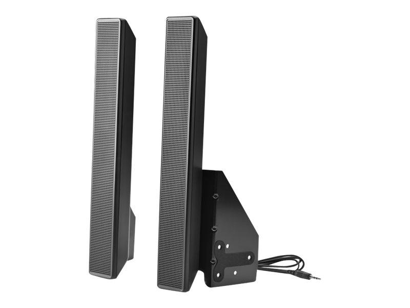HP Large Display Speaker Kit - Lautsprecher - 20 Watt (Gesamt)