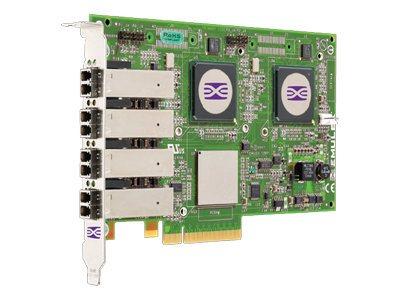 Emulex LightPulse LPE11004 - Hostbus-Adapter - PCIe - 4Gb Fibre Channel x 4