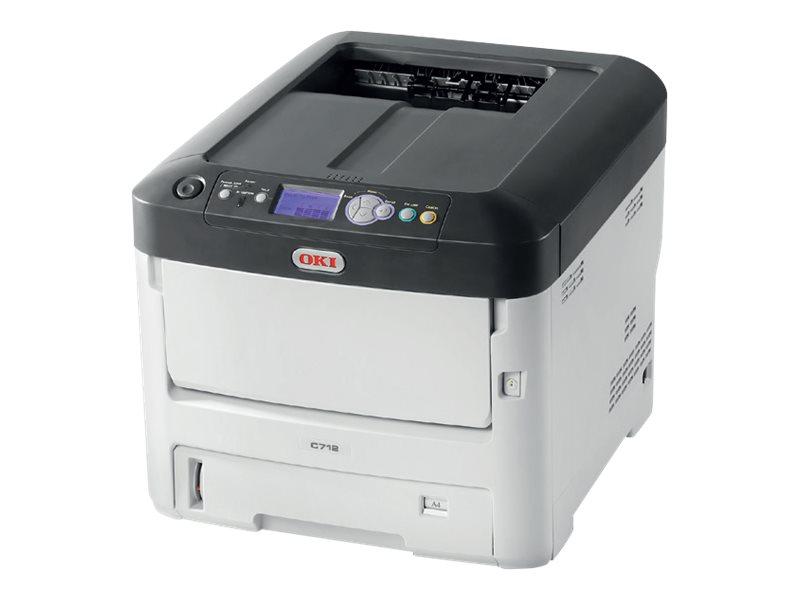 OKI C712dn - Drucker - Farbe - Duplex - LED - A4