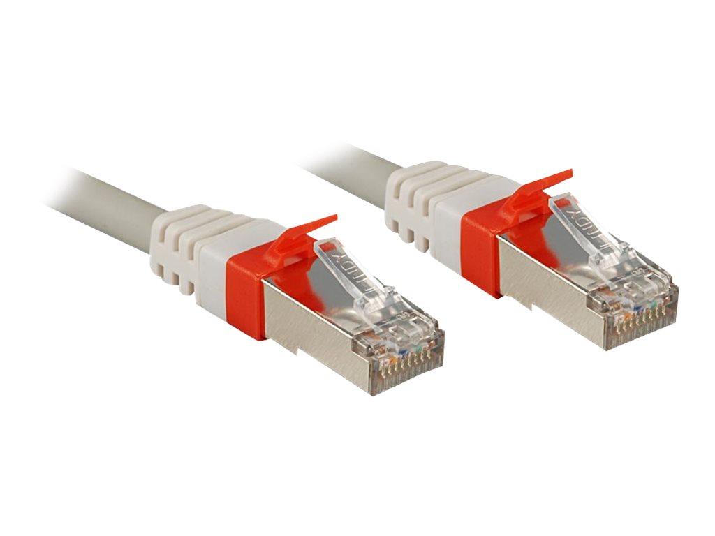 Lindy - Patch-Kabel - RJ-45 (M) bis RJ-45 (M) - 20 m - SSTP-Kabel - CAT 6a