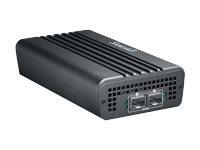 Promise SANLink2 - Netzwerkadapter - Thunderbolt 2 - 10 Gigabit SFP+ x 2