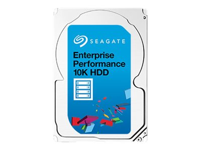 Seagate Enterprise Performance 10K HDD ST1800MM0108 - Hybrid-Festplatte - verschlüsselt - 1.8 TB (32 GB Flash) - intern - 2.5