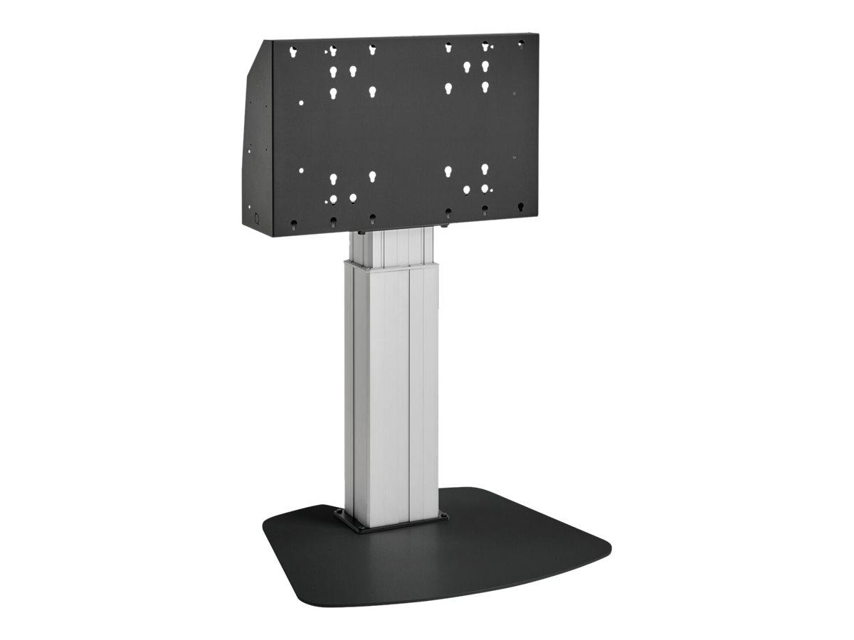 Vogel's FE5064B - Befestigungskit (elektrische Hebevorrichtung, Bodenplatte, Interface-Box) für LCD-/Plasmafernseher - Schwarz -