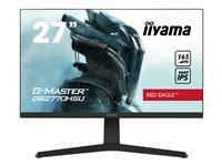 iiyama G-MASTER Red Eagle GB2770HSU-B1 - LED-Monitor - 68.6 cm (27