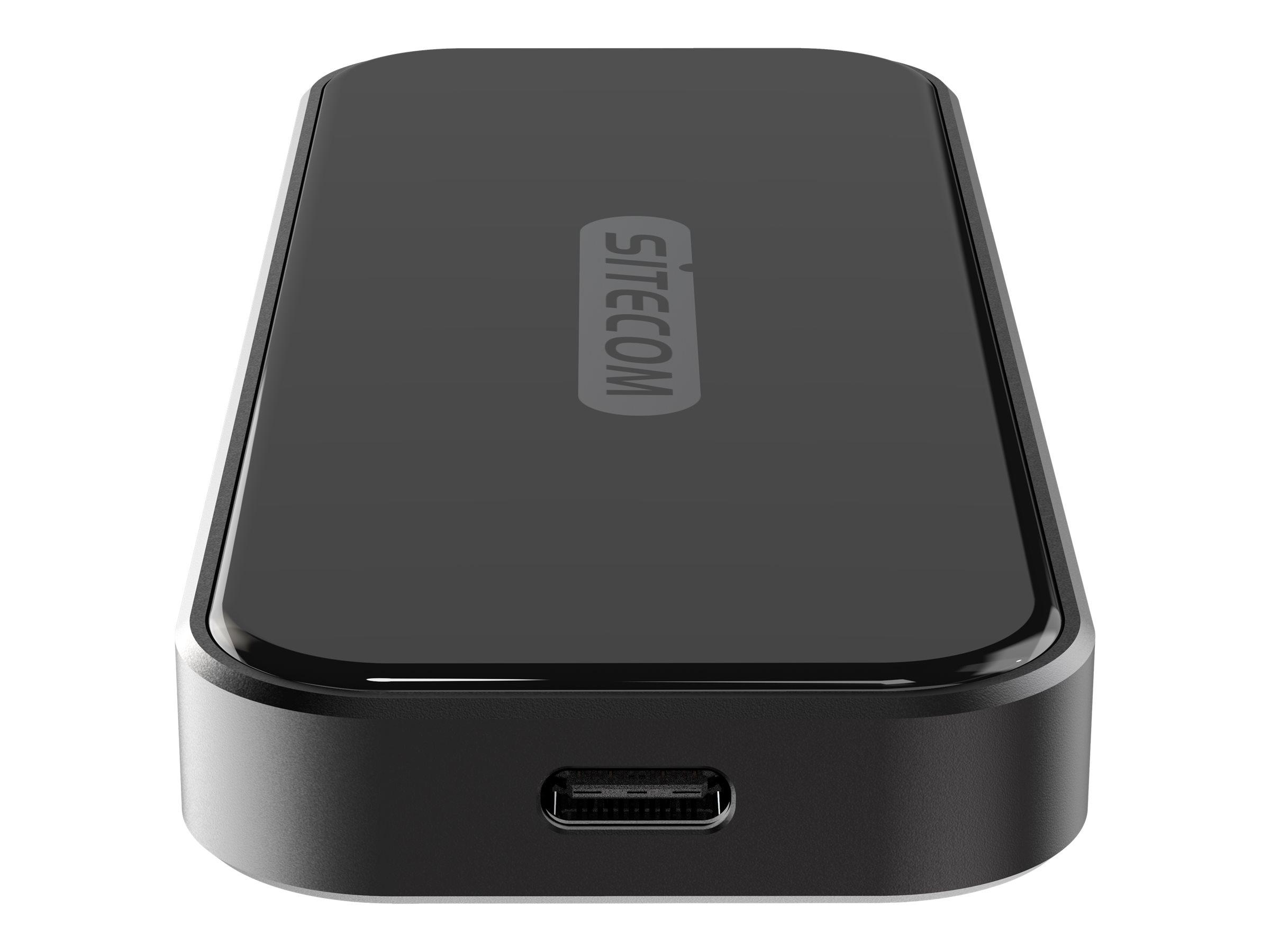 Sitecom CN 393 - Dockingstation - USB-C 3.1 - HDMI