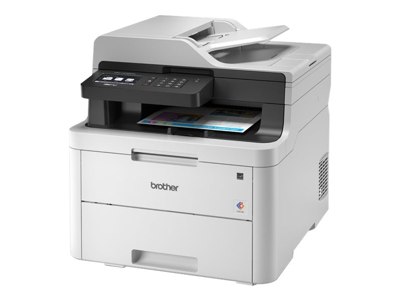 Brother MFC-L3730CDN - Multifunktionsdrucker - Farbe - LED - Legal (216 x 356 mm) (Original) - A4/Legal (Medien)