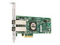Emulex LightPulse LPe11002-M4 - Hostbus-Adapter - PCIe x4 Low-Profile - 4Gb Fibre Channel x 2