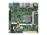 SUPERMICRO X11SBA-F - Motherboard - Mini-ITX - Intel Pentium N3700 - USB 3.0 - 2 x Gigabit LAN