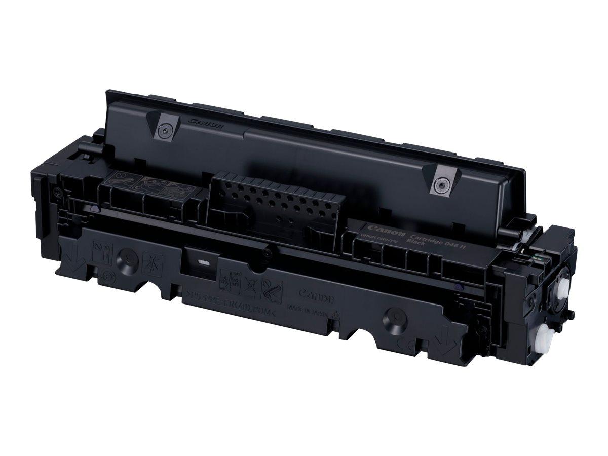 Canon 046 H - Mit hoher Kapazität - Schwarz - Original - Tonerpatrone - für ImageCLASS LBP654, MF731, MF735; i-SENSYS LBP653, LB