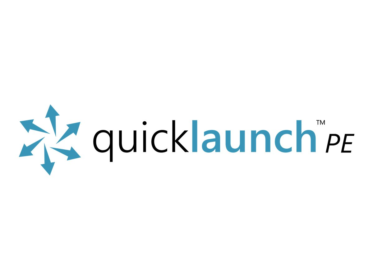 Quicklaunch Professional Edition - (v. 4.0) - Upgrade-Lizenz - 1 PC - Upgrade von Standard Edition - Win