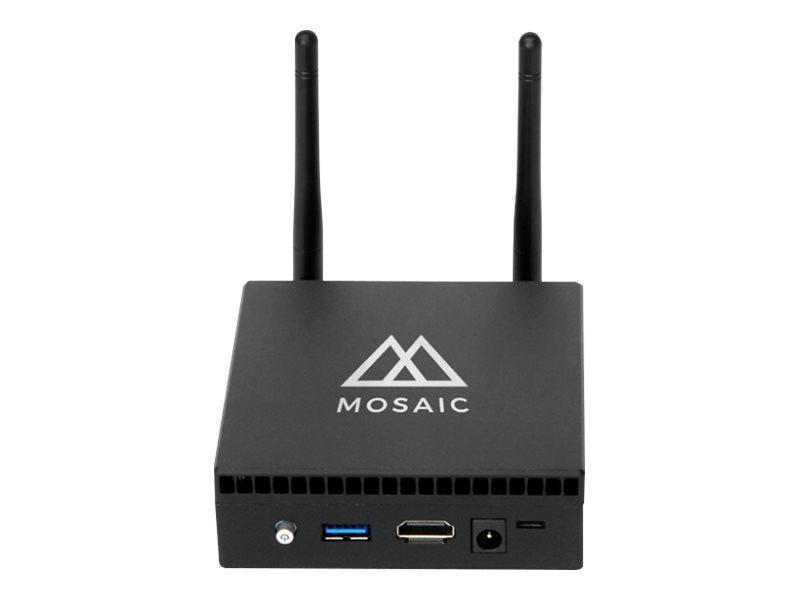 NEC Mosaic Connect Box - Wireless-Video-Erweiterung - GigE, 802.11a, 802.11b/g/n, 802.11ac, Bluetooth 4.2