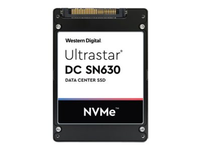 WD Ultrastar DC SN630 WUS3BA138C7P3E3 - Solid-State-Disk - 3840 GB - intern - 2.5