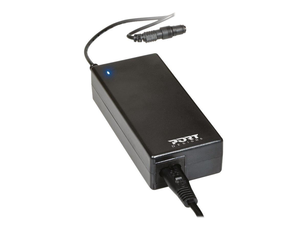 PORT Connect - Netzteil - Wechselstrom 100-240 V - 90 Watt