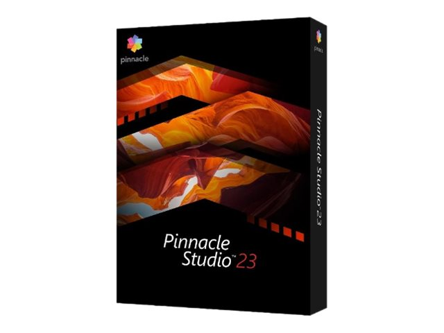 Pinnacle Studio - (v. 23) - Box-Pack - 1 Benutzer - Win - Deutsch