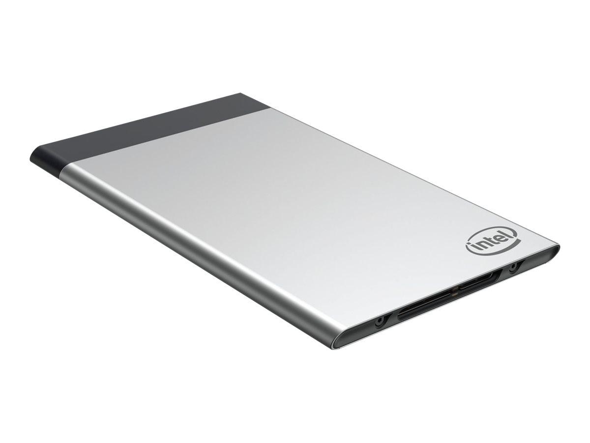 Intel Compute Card CD1IV128MK - Karte - 1 x Core i5 7Y57 / 1.2 GHz - RAM 8 GB - SSD 128 GB - HD Graphics