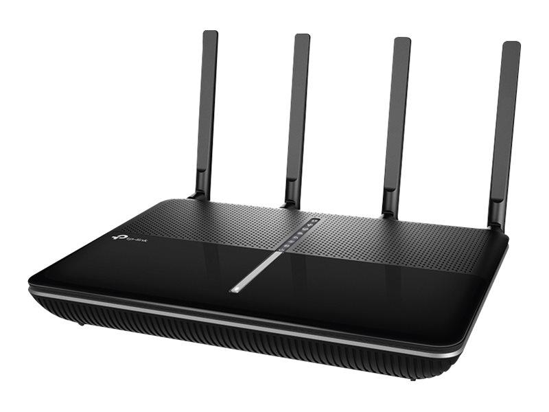 TP-Link Archer VR2800 - Wireless Router - DSL-Modem - 4-Port-Switch - GigE - WAN-Ports: 2