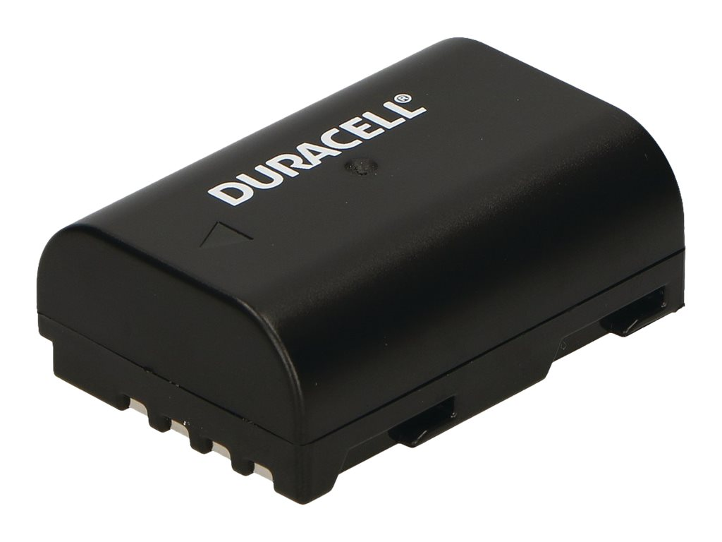 Duracell - Batterie - Li-Ion - 1900 mAh - 14.06 Wh - für Panasonic Lumix G AG-GH4UP, DC-G9, G9L, G9M, GH5, GH5L, GH5M, DMC-GH3WA