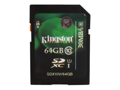 HPE - Flash-Speicherkarte - 64 GB - SDXC UHS-I - für FlexNetwork MSR958