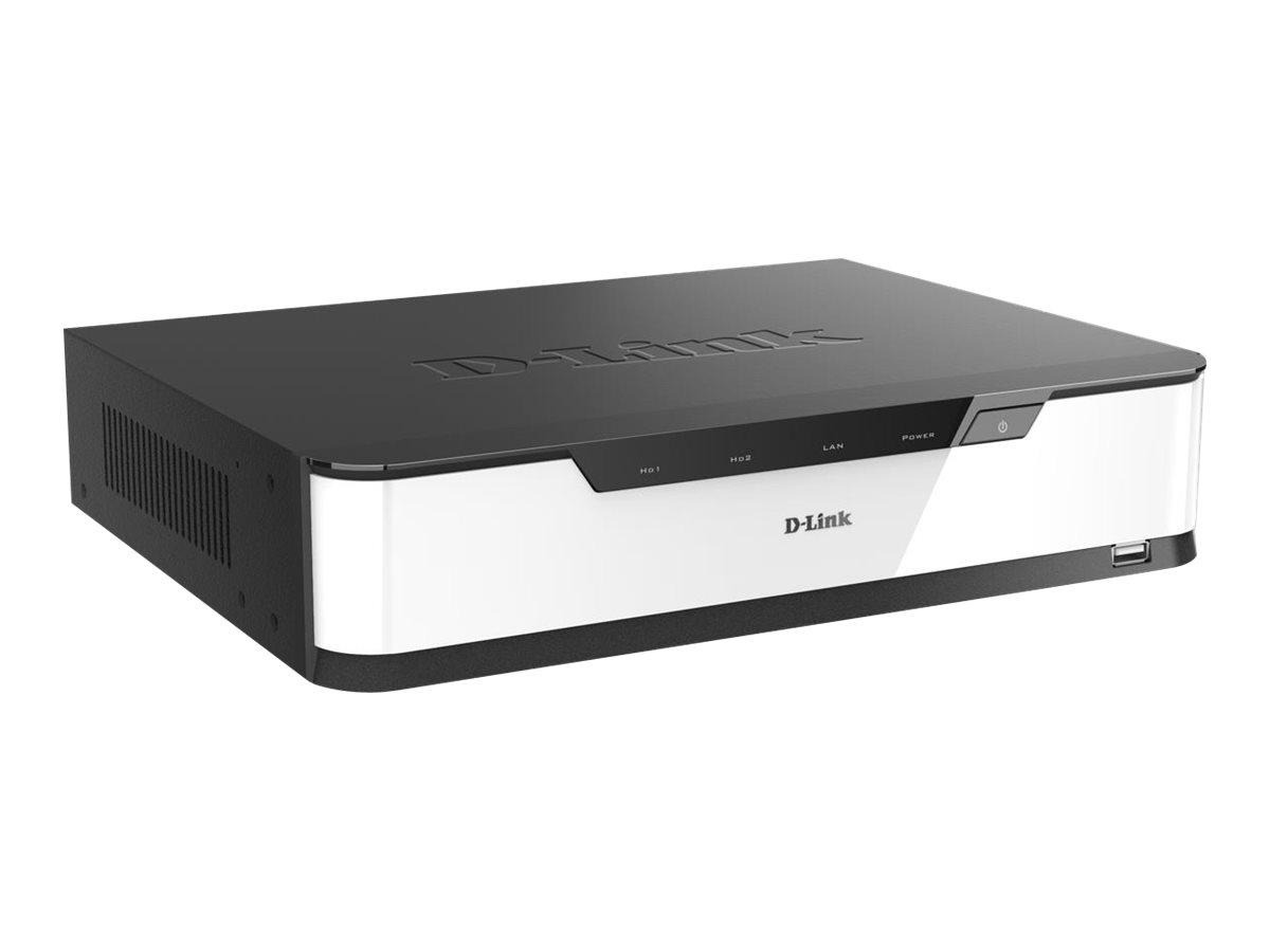 D-Link DNR-2020-04P JustConnect - NVR - 16 Kanäle - netzwerkfähig
