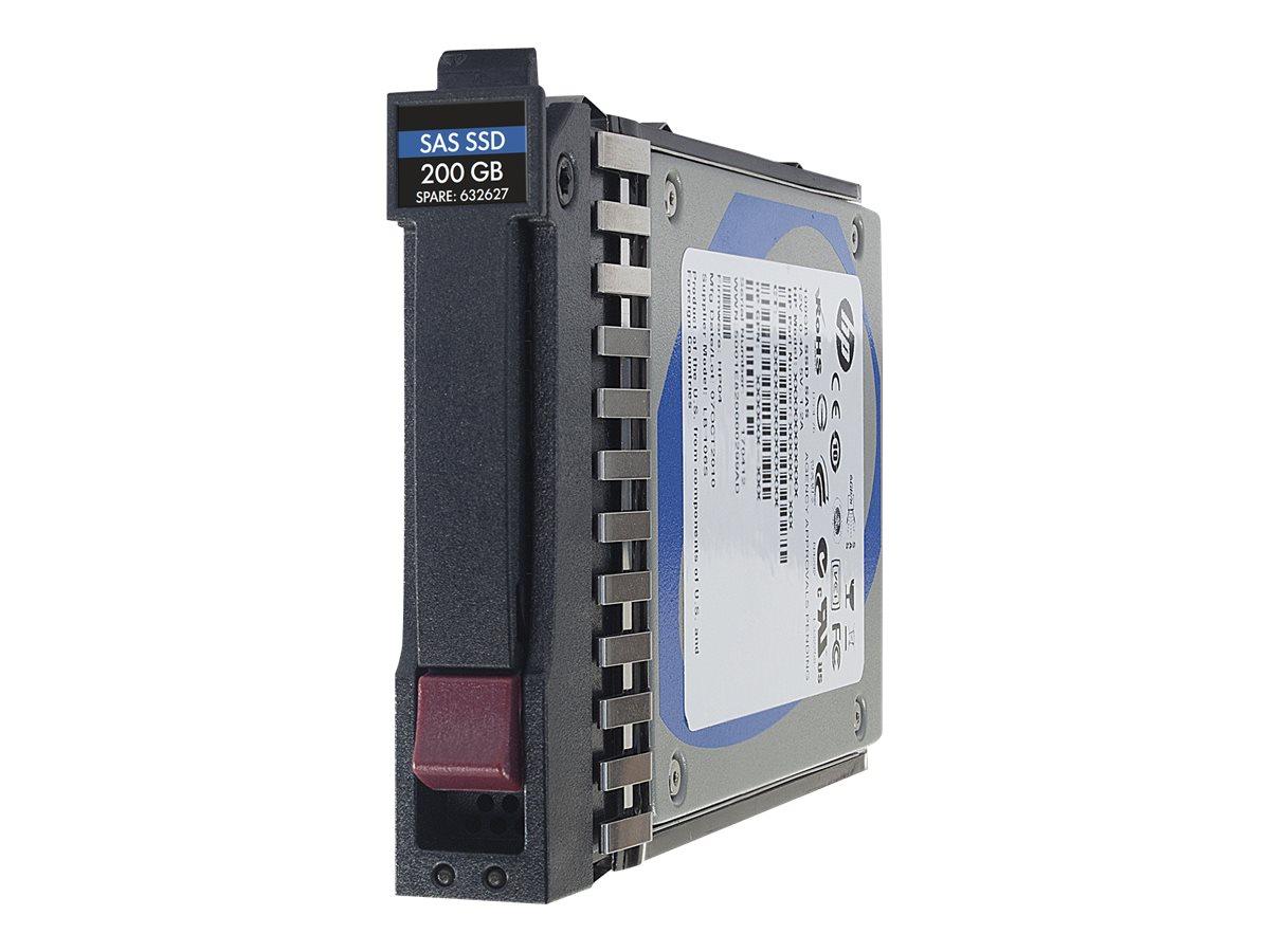 HPE Dual Port Enterprise - Festplatte - 1.2 TB - 2.5