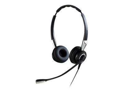 Jabra BIZ 2400 II QD Duo NC - Headset - On-Ear - kabelgebunden