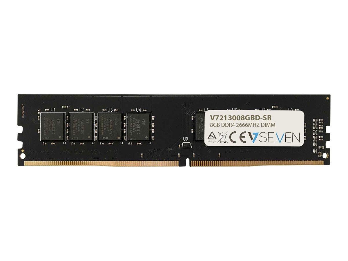 V7 - DDR4 - 8 GB - SO DIMM 260-PIN - 2666 MHz / PC4-21300 - 1.2 V