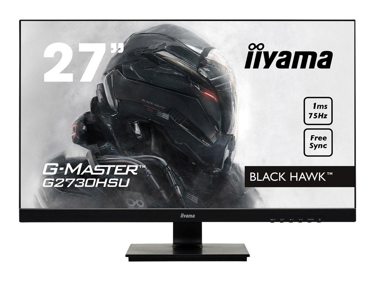 iiyama G-MASTER Black Hawk G2730HSU-B1 - LED-Monitor - 68.6 cm (27